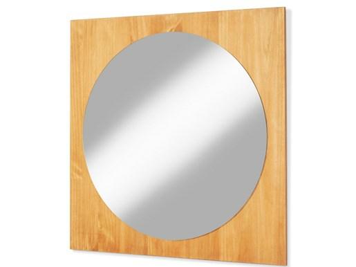Spiegel BOTZEN aus Kiefer massiv, gebeizt geölt