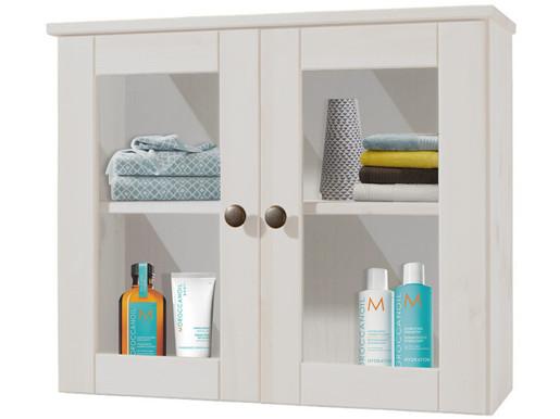 badezimmer h ngeschrank minna 2 glast ren wei lasiert. Black Bedroom Furniture Sets. Home Design Ideas