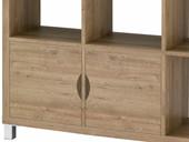 Regal KNOX mit 4 Fächern in Pacific Oak