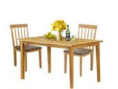 Tisch SAMATHA 110 x 70cm aus Massivholz in natur