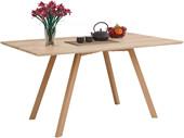 5-tlg. Essgruppe FRED, 4 Stühle in anthrazit, Tisch 160 cm