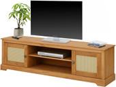 2-trg. TV Lowboard LIEBKE Kiefer gebeizt geölt, 175 cm breit