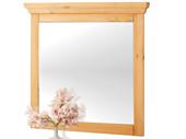 Spiegel CRAIG aus Kiefer massiv in gebeizt geölt