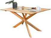 Esstisch FURY aus Mangoholz massiv, Breite 180 cm