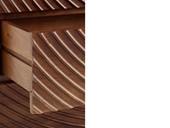 Kommode SONIA mit 5 Schubladen aus Mangoholz massiv