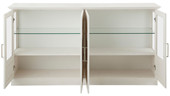 Sideboard SAFARI 160cm aus Kiefer massiv in weiß