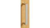 Lowboard BRUNO 162cm aus Kiefer massiv in gebeizt geölt