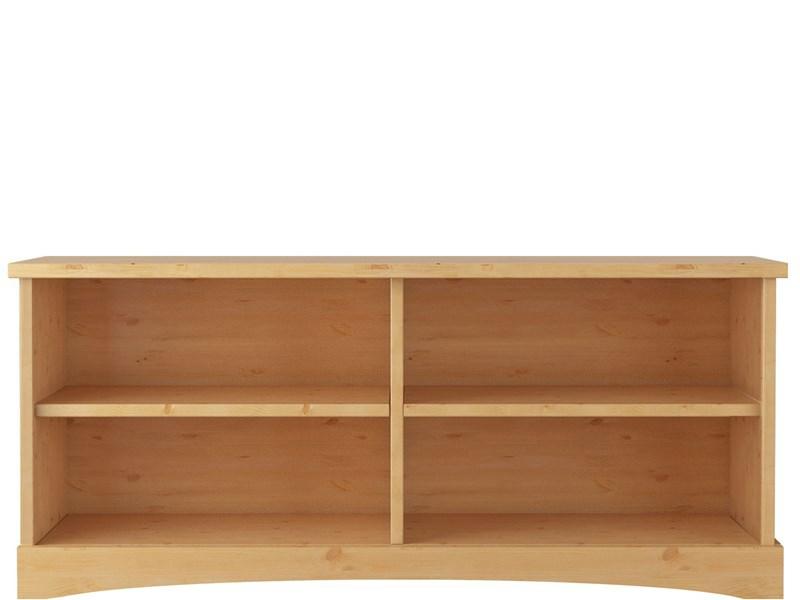 tv lowboard york aus kiefer massiv in gebeizt ge lt. Black Bedroom Furniture Sets. Home Design Ideas