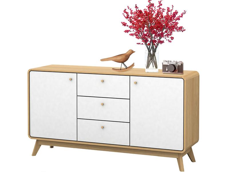 Sideboard Fsc Holz In Weiß Kostenlose Lieferung Günstiger Preis