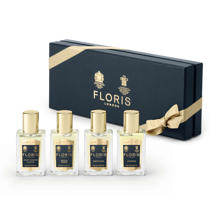 Floris Fragrance Travel Collection For Her, 4 x 14 ml.