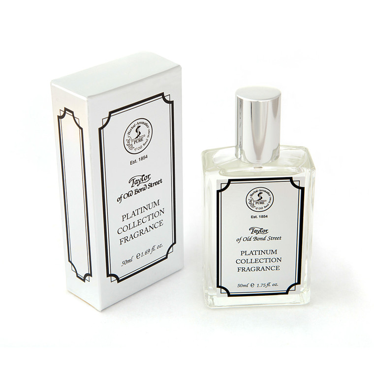 Taylor Of Old Bond Street Fragrance, Platinum, 50 ml.