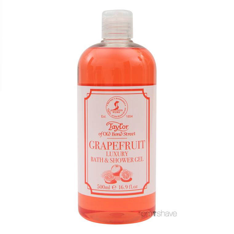 Taylor Of Old Bond Street Shower Gel, Grapefrugt, 500 ml.