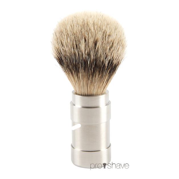 Pils Rasur Barberkost, Silver Tip, 21 mm