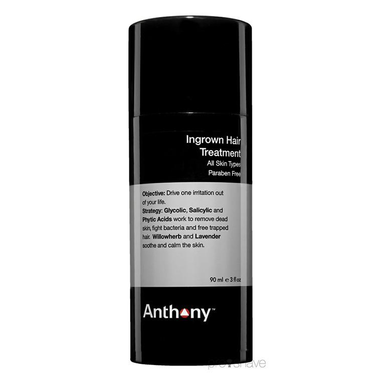 Anthony Ingrown Hair Treatment, 90 ml.