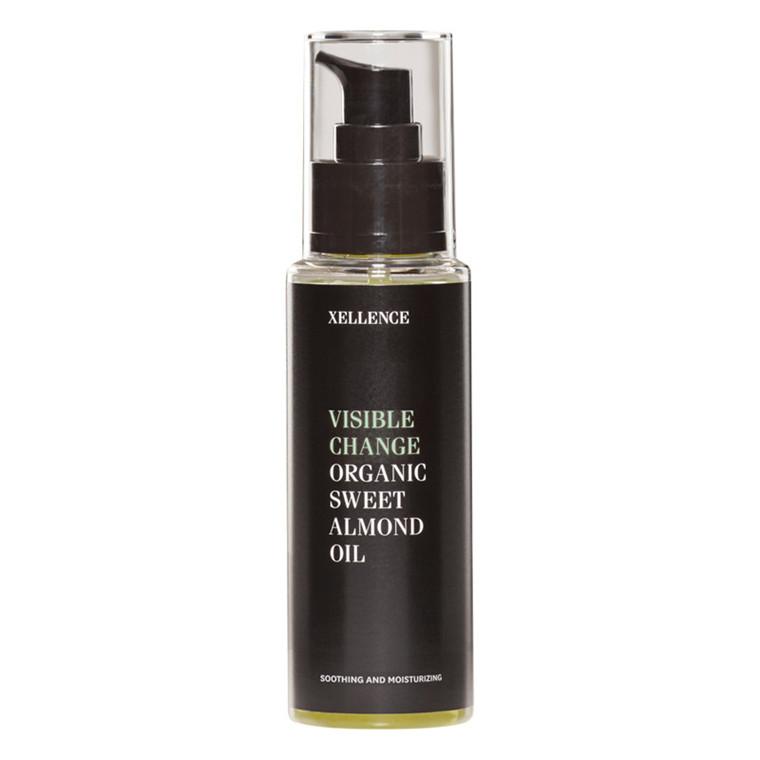 Xellence Organic Sweet Almond Oil, 100 ml.