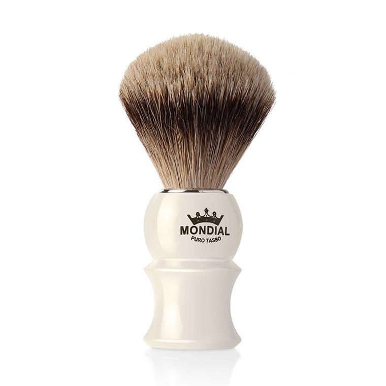 Mondial Super Badger Barberkost, James, Ivory