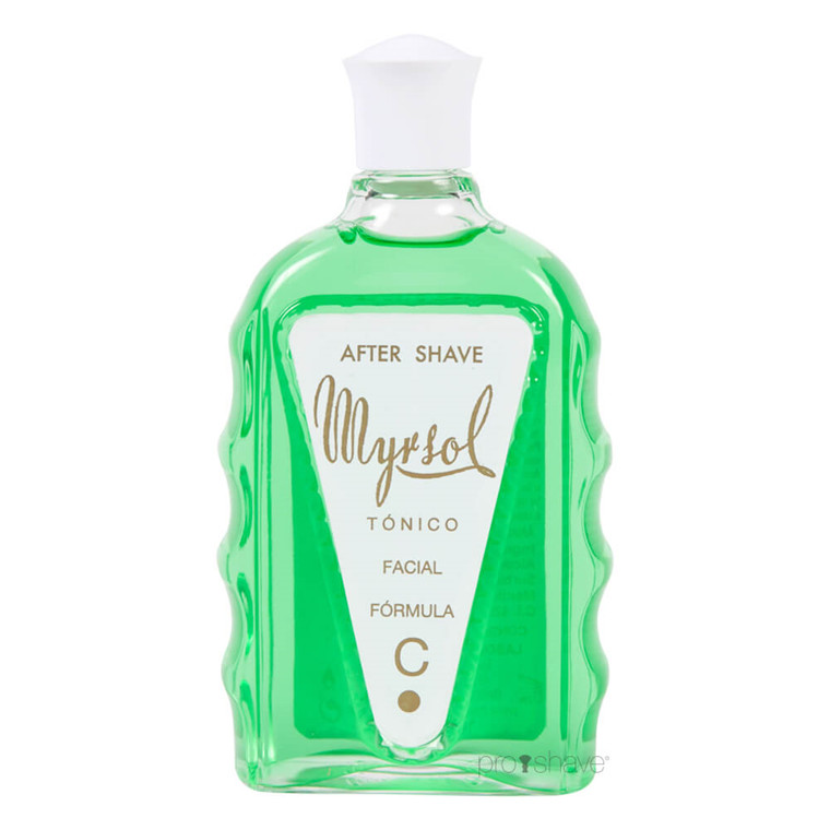 Myrsol Aftershave & Face Tonic, Formula C, 180 ml.