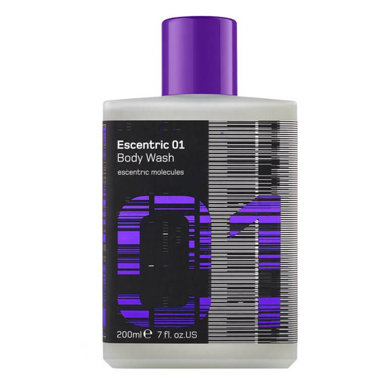 Escentric 01 Body Wash, 200 ml.