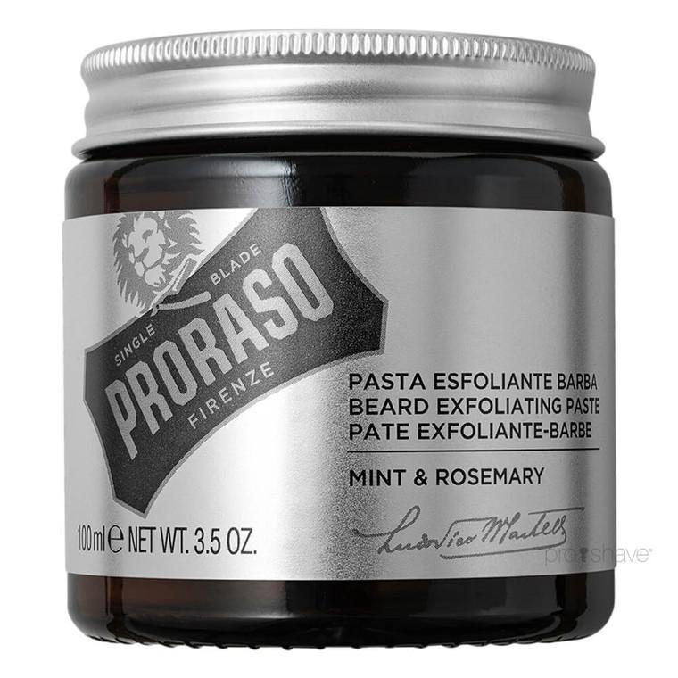 Proraso Exfoilerende pasta, 100 ml.