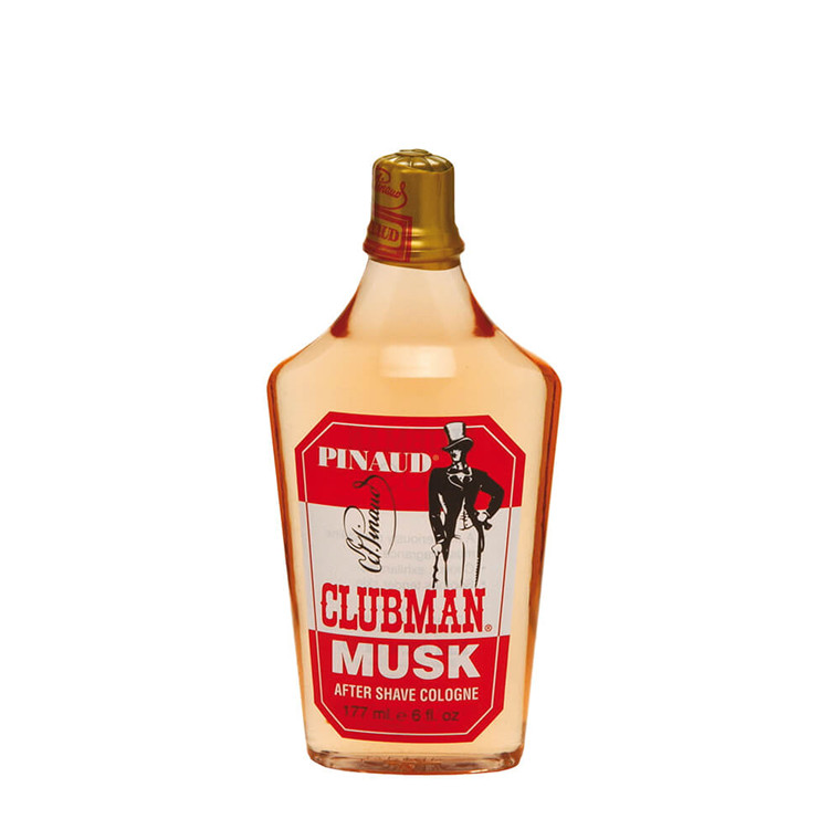 Pinaud Clubman Aftershave Musk, 177 ml.