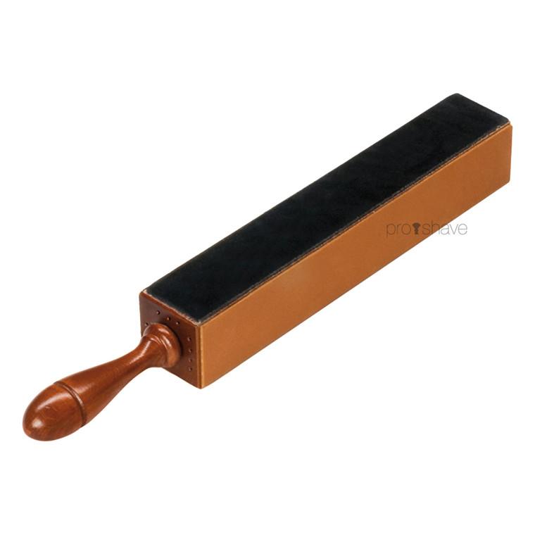 Thiers-Issard 4-sidet Læder Paddle Strop til Straight Razor