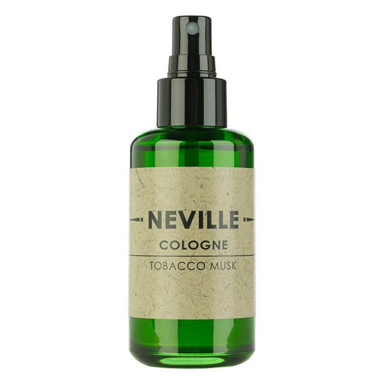 Neville Tobacco Musk Cologne, 100 ml.