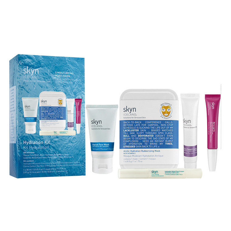 Skyn Iceland Hydration Kit