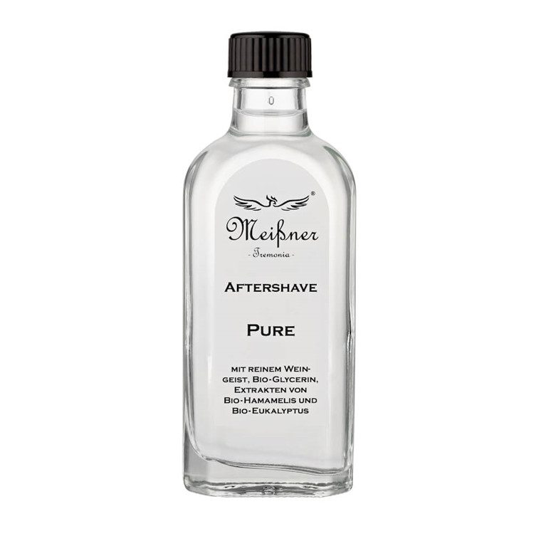 Meißner Tremonia Pure Aftershave, 100 ml.