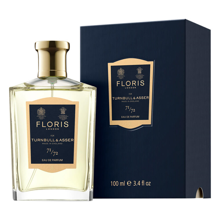 Floris x Turnbull & Asser 71/72, Eau de Parfum, 100 ml.
