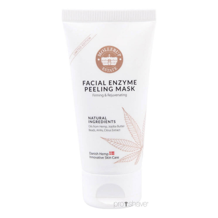 Møllerup Facial Enzyme Peeling Mask, 50 ml.