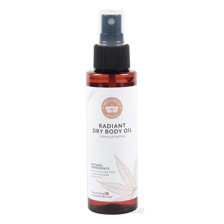 Møllerup Radiant Dry Body Oil, 100 ml.