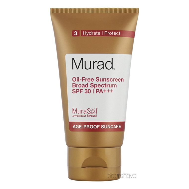 Murad Oil-Free Sunscreen SPF 30, 50 ml.