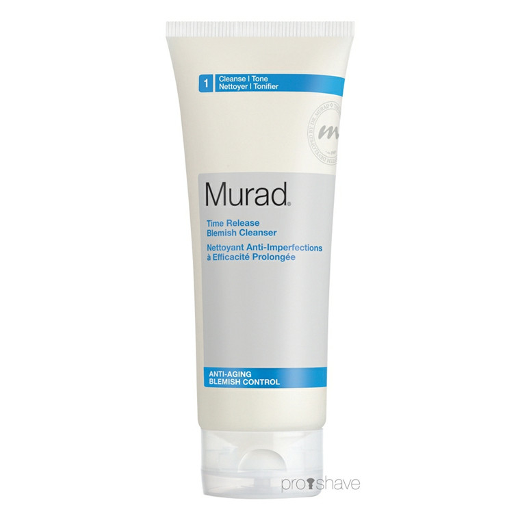 Murad Time Release Blemish Cleanser, 200 ml.