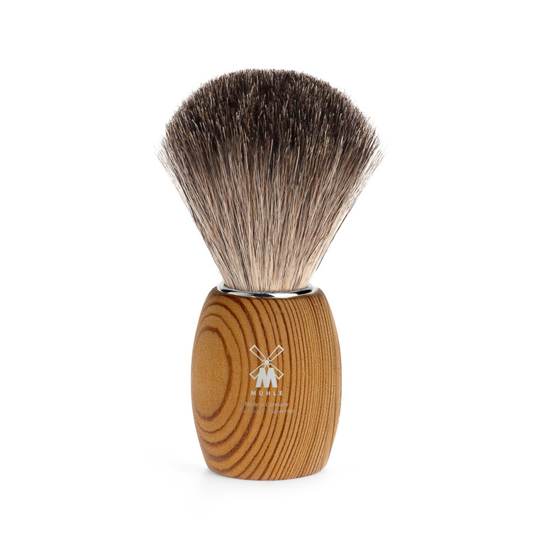 Mühle Pure Badger Barberkost, 21 mm, Fyrretræ