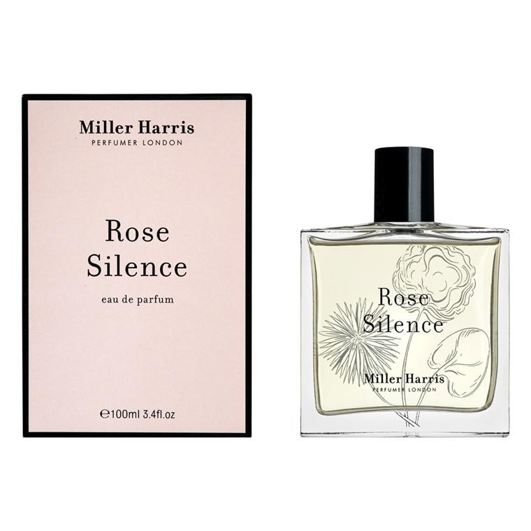 Miller Harris Rose Silence Eau de Parfum, 100 ml.