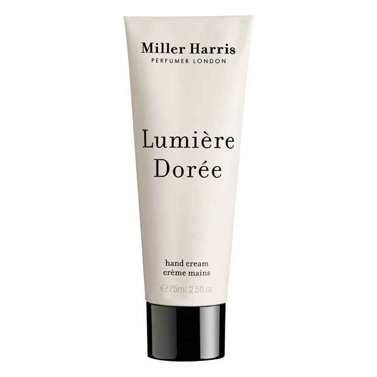 Miller Harris Luminère Dorée Hand Cream, 75 ml.
