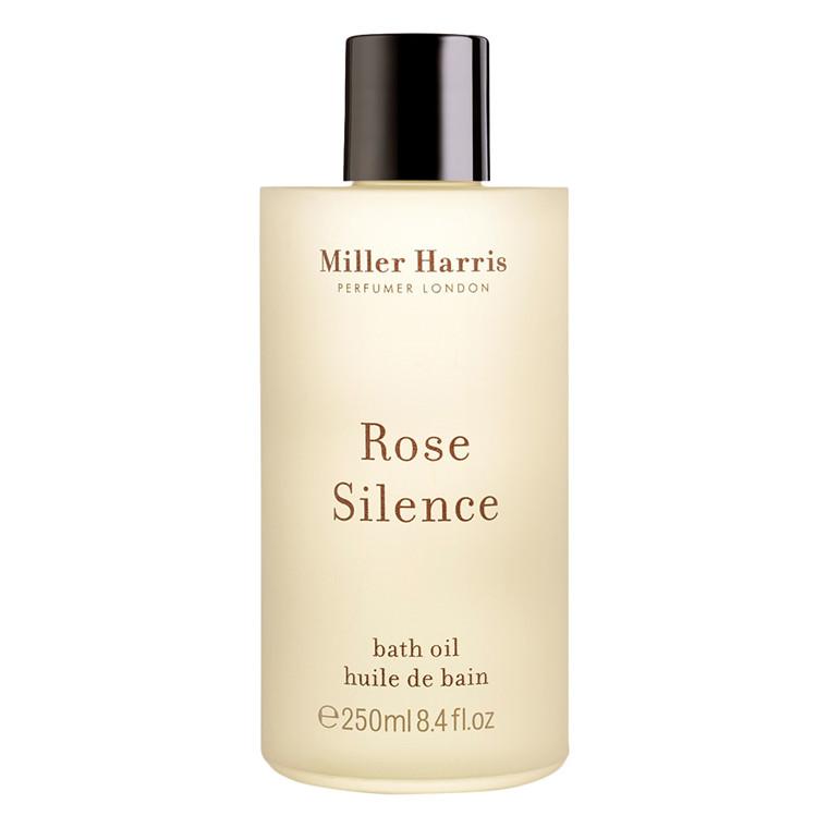 Miller Harris Rose Silence Bath Oil, 250 ml.