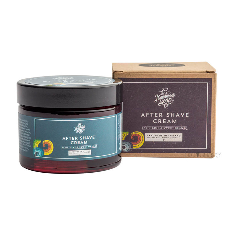 The Handmade Soap Co. Aftershave Cream, 50 gr.