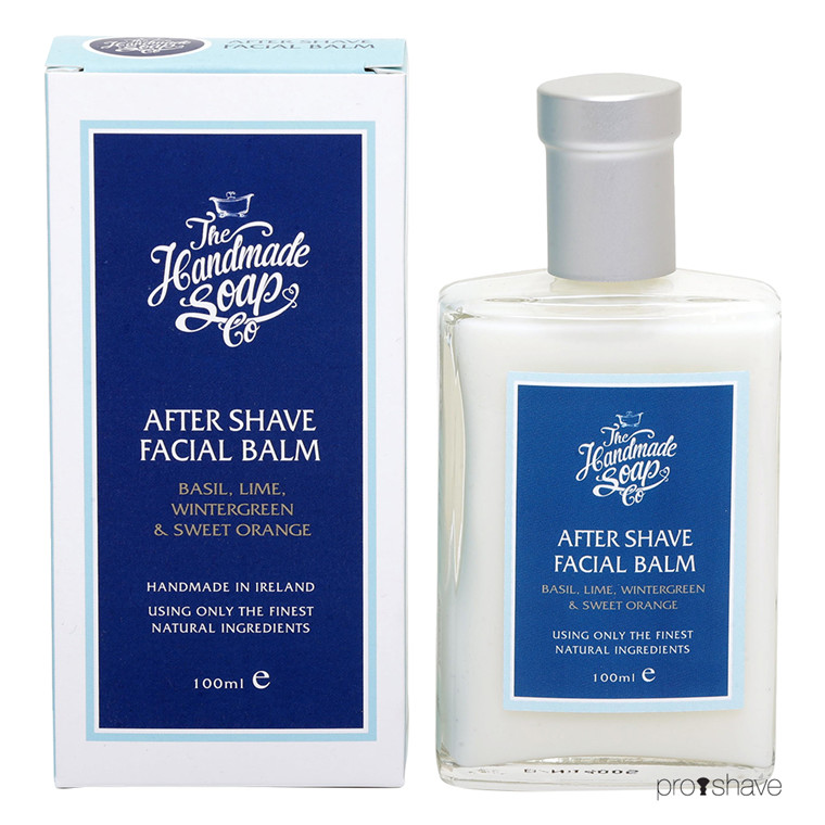 The Handmade Soap Co. Aftershave Lotion, 100 ml.