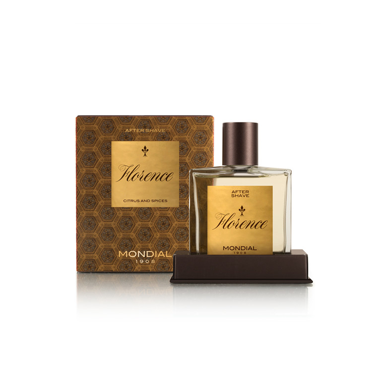 Mondial Florence After Shave Lotion Splash, 100 ml.