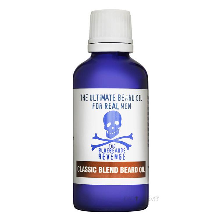 Bluebeards Revenge Classic Blend Skægolie, 50 ml.