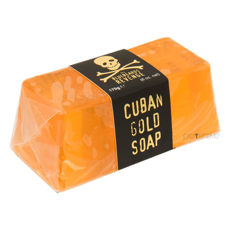 Bluebeards Revenge Cuban Gold Soap, 175 gr.