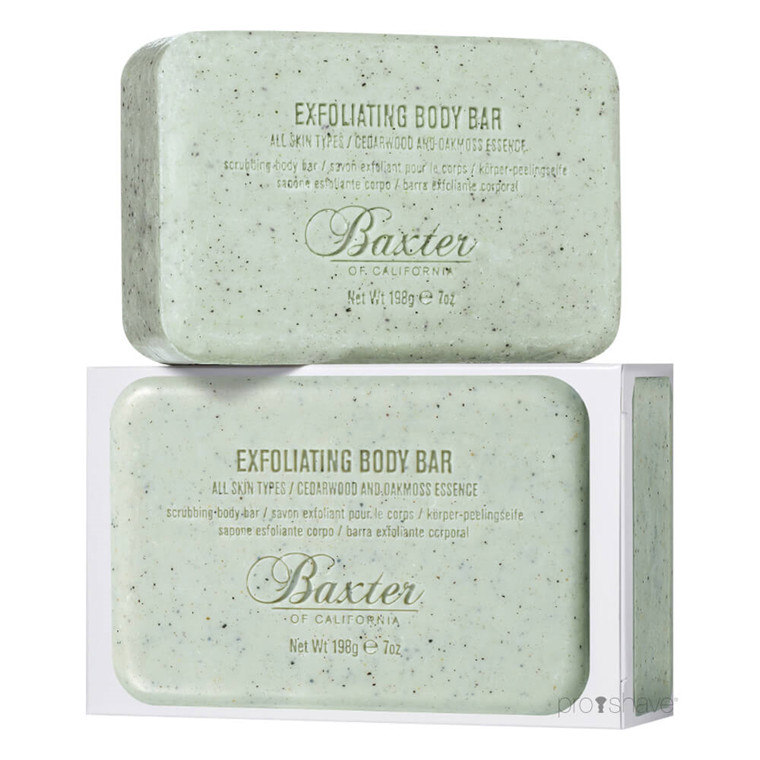Baxter Of California Exfoliating Body Bar, 198 gr.