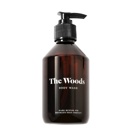 Brooklyn Soap Company The Woods Body Wash, 250 ml.