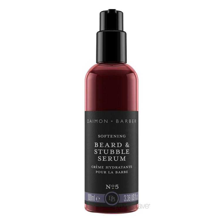Daimon Barber Softening Beard & Stubble Serum, 100 ml.
