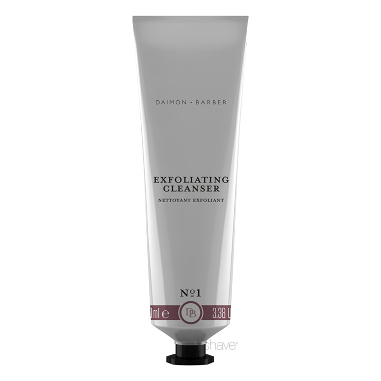Daimon Barber Exfoliating Cleanser, 100 ml.