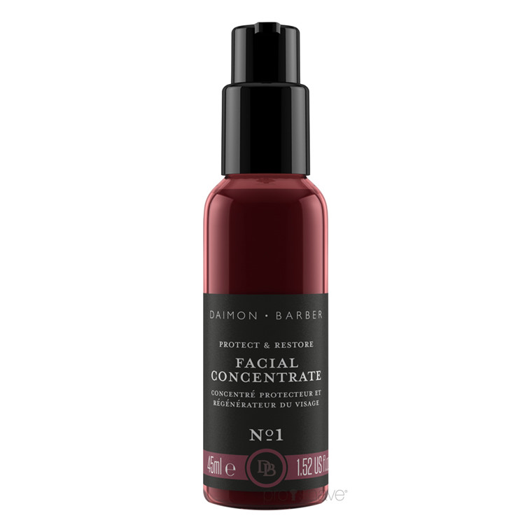 Daimon Barber Protect and Restore Facial Concentrate, 45 ml.