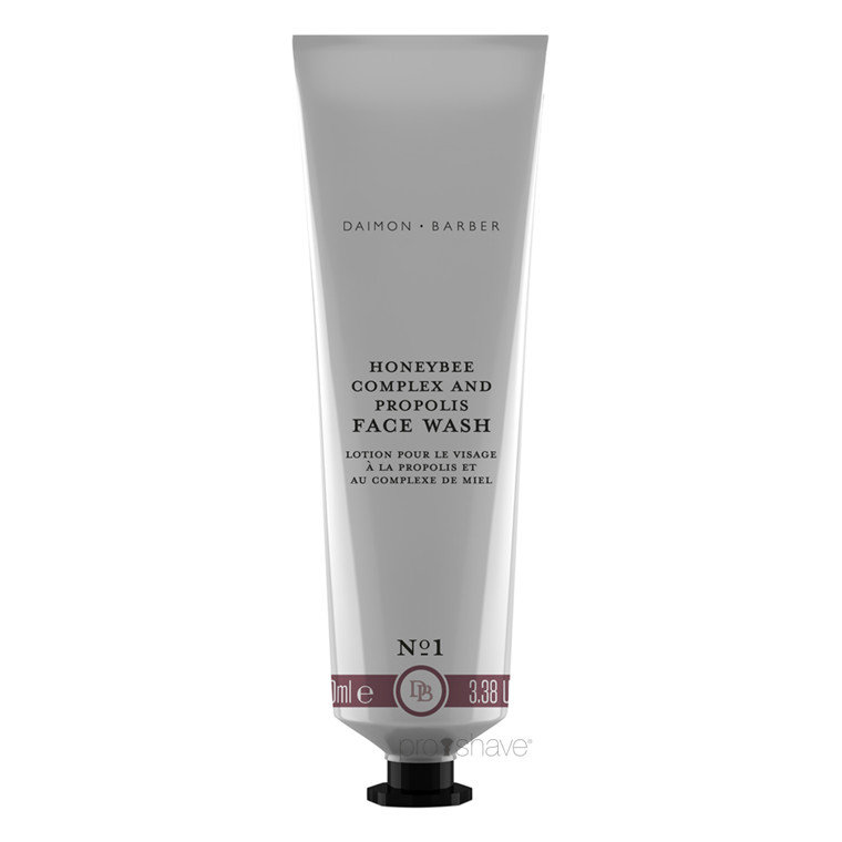 Daimon Barber Honeybee Complex & Propolis Face Wash, 100 ml.