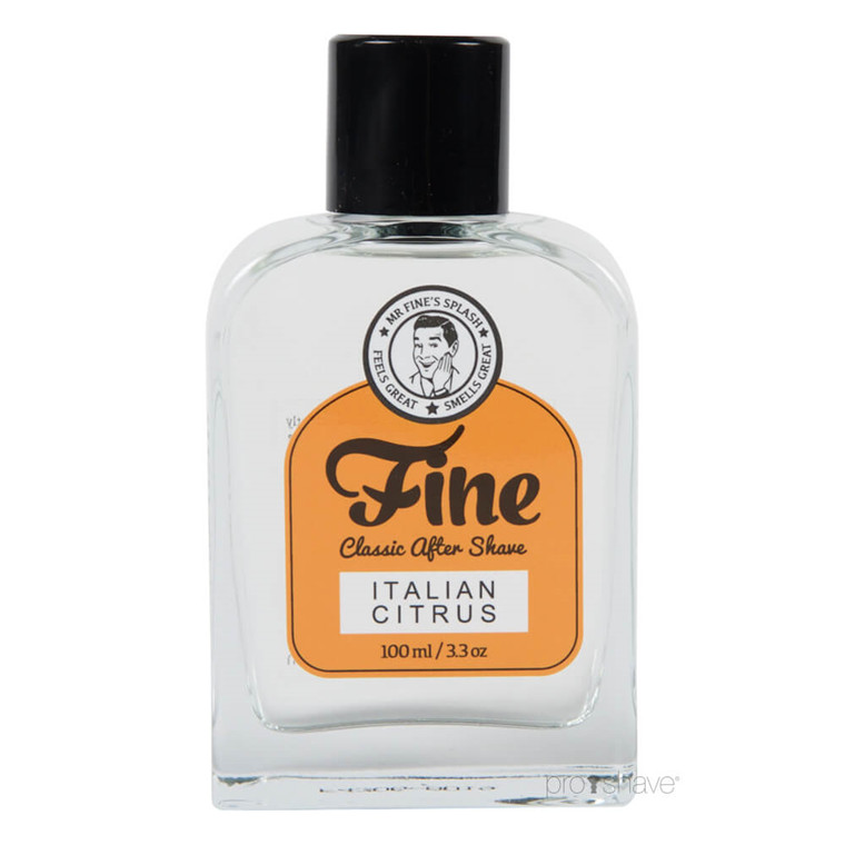 Fine Italian Citrus Aftershave, 100 ml.