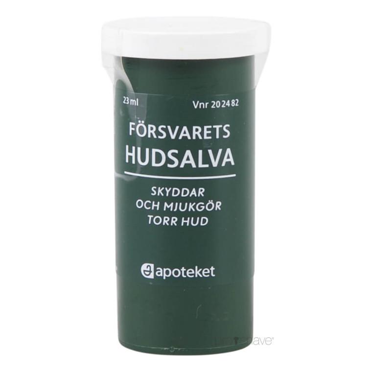 Forsvarets Hudsalve, 23 ml.